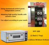 De hete Prijs van de Oven van het Dek van de Apparatuur van de Bakkerij van het Huishouden van de Verkoop Enige Elektrische