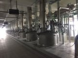 El tanque de extracción farmacéutico del acero inoxidable