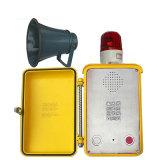 방수 날씨 저항하는 전화 Knsp-15 고대 전화