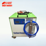 Hhoの発電機の移動式サービス自動エンジンのHhoカーボン洗剤機械