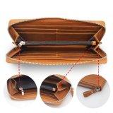 Портмоне перемещения человека типа цепи портмона застежки -молнии поставкы фабрики Handmade
