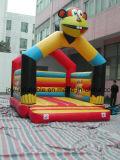 Bouncer Bouncy dos miúdos infláveis do macaco 3D para a venda (T1-014)
