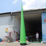Corno gonfiabile del cono di evento del tubo della colonna della colonna tutta la figura personalizzata