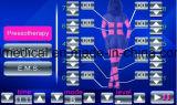 Corpo Pressotherapy Equipamento de emagrecimento e modelagem do corpo da máquina com prensa