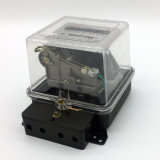 Mètre mécanique Rigister de mètre à deux fils d'énergie monophasé de la série Dd862