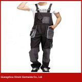 Fornecedor personalizado do vestuário protetor das mulheres dos homens da boa qualidade (W258)