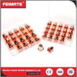 De Pijp van het Koper van de Toebehoren van de Scherpe Toorts van het Plasma van Feimate Tc60 Tc80 met Lagere Prijs