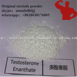 Anabool Steroid Testosteron Enanthate voor Bodybuilding (CAS: 315-37-7)