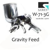 Injetor manual do bocal de pulverizador da pintura da mão de Sawey W-71-3G
