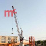 Luffing Crane Lt5522-12T, de haute qualité fiable Luffing 12t Crane