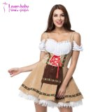 Горячий Costume L1211 девушки Германии Oktoberfest сбывания 2017 высокогорный