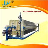 Filtre-presse à haute pression automatique de plaque et de bâti