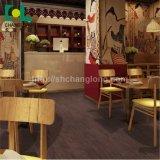 Un revêtement de sol PVC moderne pour toute personne possédant la SGS, Ce, Ios, Floorscore, ISO9001 Changlong Clw-04