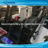 Refuerzo lateral de la bolsa de polipropileno bolsa de plástico que hace la máquina