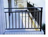 Загородка дешевой ковки чугуна алюминиевая для Railing балкона