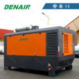Compresseur d'air à moteur diesel monté par dérapage de technologie de l'Allemagne pour l'exploitation