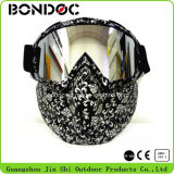 MX-Schutzbrillen mit Gesichtsmaske (JS-6063)