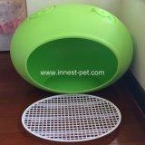 Produto de Pet no interior de plástico Egg-Shaped Cama de gato casinha de cachorro para 4 Seasons