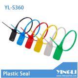 Ein Zeit-Gebrauch und justierbare Plastikdichtung für Behälter (YL-S360)