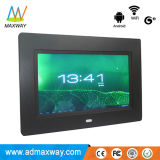 """Plástico tablet Android 7"""" LCD Digital Photo Frame con WiFi wireless 3G 4G (MW-077WDPF)"""