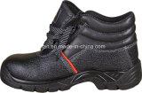 Полиуретановая подошва Buffalo зерна Бартон кожи человека обувь с сертификат CE