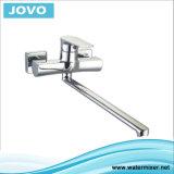 衛生製品はハンドルの壁に取り付けられた台所Mixer&Faucet Jv70103を選抜する