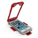 iPhone Se 5 지문 승인을%s 가진 5s를 위한 방수 전화 상자의 위 6m까지 최신 판매