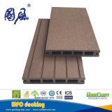 Decking esterno impermeabile antiscorrimento di WPC
