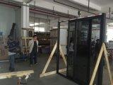 二重ガラスの熱い販売の高品質によってカスタマイズされるホテルのアルミニウム引き戸