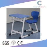 학교 가구 (CAS-SD1828)에 관하여 현대 파란 결합 단 하나 학생 책상 그리고 의자