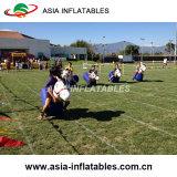 Лошади Derby Fairground спорты Riding раздувной взаимодействующие