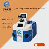Venta caliente joyas de oro y plata de soldadura láser de precio de la máquina soldadora láser portátil para la venta