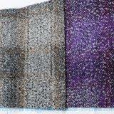 30%шерсть 35%акриловый 35%полиэфирная ткань для куртка покрыть пальто