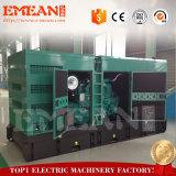 Generatore diesel silenzioso ISO9001 62.5kVA con Yuchai Yc4d85z-D20