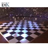 Haltbares bewegliches Teakholz hölzernes Dance Floor für Hochzeit/Partei/Hall
