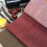 Polyesterspandex-Gewebe-Italien-Samt für Sofa