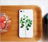 Corrección de estilo nórdico plantas frescas Teléfono Móvil Caso