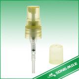 향수병을%s 자주색 녹색 알루미늄 정밀한 안개 스프레이어 24/410 모자