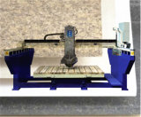 Kitchen Bathroom Remodeling (XZQQ625A)를 위한 Monoblock Granite Bridge Cutting Saw