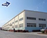 Здание дешевого пакгауза металла стальной структуры Peb светлого полуфабрикат