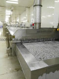 Liquid Nitrogen Frozen Machine for Food
