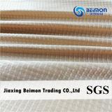 Praça de licra de nylon, tecido Jacquard para vestuário de qualidade superior, 2 maneiras de tecido stretch