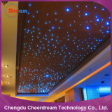 jogo poderoso da luz da fibra óptica de 5W DIY para o teto do céu da estrela