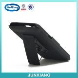Cassa combinata della custodia per armi del basamento con la cassa dell'armatura del coperchio posteriore della parte girevole da 180 gradi per Samsung Prime/G 530