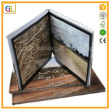 Haut Service d'impression Qaulity Hardcover Photobook (OEM-GL025)
