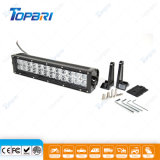 Fila doble Epistar 72W 4X4 que conduce la barra ligera del LED