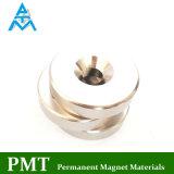 N52 de Magneet van de Zeldzame aarde van de Ring van Counterbore met Neodymium