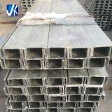 Fascio perforato Manica d'acciaio galvanizzato della Manica della costruzione C C del metallo