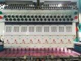 حاسوب أفقيّة يدرج وتطريز آلة مع بكرات مزدوجة