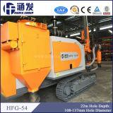 Hfg-54 Professional Rock l'équipement minier de la norme CE